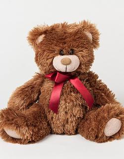 Söt och gosig björn Monty