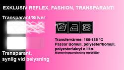 Text/Namn TRASPARENT REFLEX