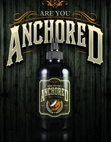 Anchored Stencil Solution  8oz