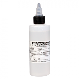 silverback ink XXX - CLEAR	4oz/120ml