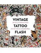 Vintage Tattoo Flash Book