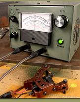 Workhorse Irons Deluxe Metered Power