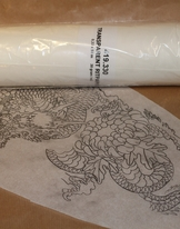 sketch paper 0,33x50m