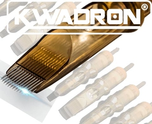 9 Round Shader Kwadron Cartridges 20pcs