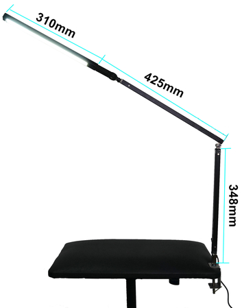 Superslim LED-lampa