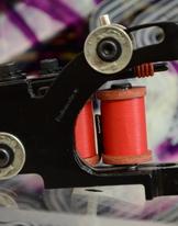 Rollomatic Liner Black Frame