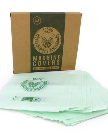 Biodegradable Machine Bags