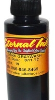 Eternal Light Gray Wash 4oz