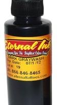 Eternal Dark Gray Wash 4oz
