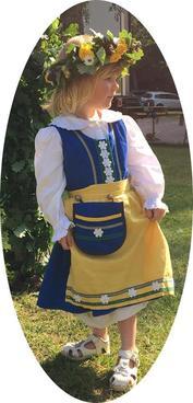 """""""Sverigeklänning"""""""