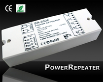 SR-3002 Power Repeater 4-kanaler