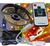 Ledtejp RGB 7,2W/m el. 14,4W/m Microkontroller  Kit