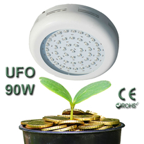 Led Växtbelysningsarmatur 90W
