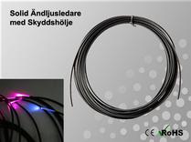 Fibertråd Skyddshölje Ändljus 0,75mm