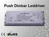 Push Dimbar Leddriver/Nätdel 230VAC/12VDC 80W