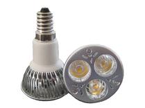 LED Spotlight 3x2W E14 JDR Varmvit