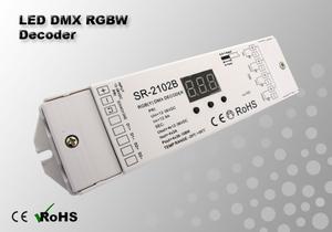 LED DMX RGBW Decoder