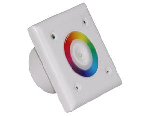 Väggmonterad Touch RGB Kontroller