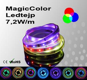 MagicColor Ledtejp 7,2W/m