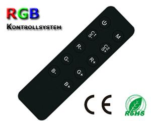 SR-2808RGB Fjärrkontroll 1-zon