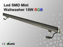 Led SMD Mini Wallwasher 15W RGB