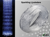 Sparkling Fibertråd 3x0,75mm