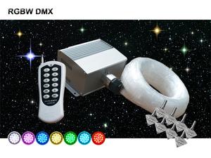 Stjärnhimmelpaket 12W DMX RGBW  8kvm