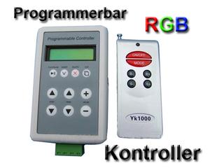 Programmerbar RGB Kontroller