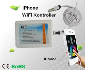 iPhone Wifi Kontroller SW-RC-WiFi-V3