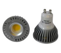 LED Spotlight COB 3,5W GU10 Varmvit