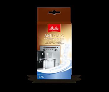 Melitta set rengöring och anticalc till espressomaskiner