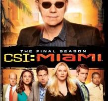 CSI: Miami The final season 10