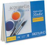 Fabriano studio akvarell papper