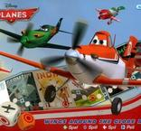 Disney Planes Spel Wings Around the Globe Rally