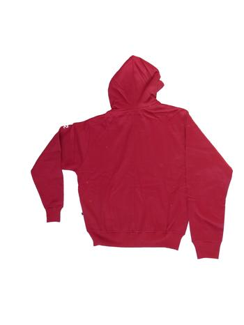 SWEAT SHIRT ZIP HOOD MEN chili
