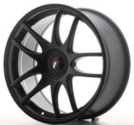 "19"" JAPAN RACING JR29 MATT BLACK"