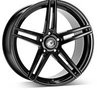 "19"" WRATH WHEELS WF1 - GLOSSY BLACK – FLOW FORMING"