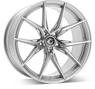 "19"" WRATH WHEELS WFX - SILVER POLISHED FACE – FLOW FORMING"