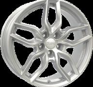 """17"""" ANZIO SPARK - Silver 7,5x17 - ET45"""