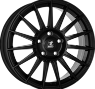 "18"" IT WHEELS SOFIA - Dull Black 8x18 - ET35"