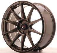 "19"" JAPAN RACING JR11 GLOSSY BRONZE"