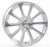 "18"" MONACO MC13 - Silver / Polished 8x18 - ET45"