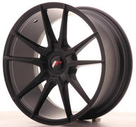 "18"" JAPAN RACING JR21 MATT BLACK"