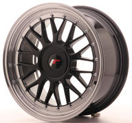"17"" JAPAN RACING JR23 GLOSSY BLACK"