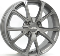 "18"" INTER ACTION PULSAR - Gloss Gray 8x18 - ET35"
