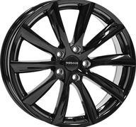 "19"" MONACO GP6 - Glossy Black 8,5x19 - ET45"