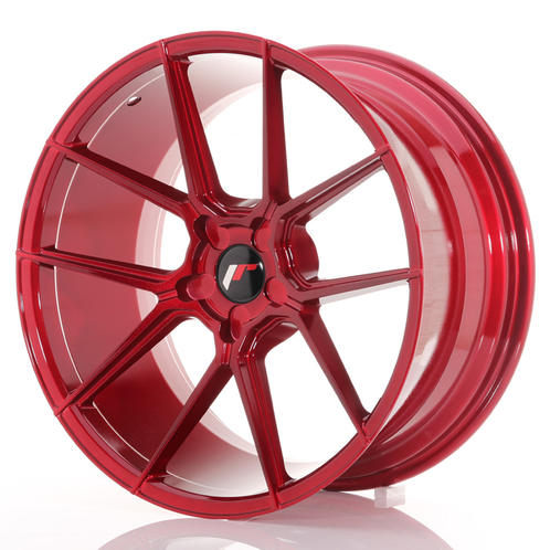 "20"" JAPAN RACING JR30 PLATINUM RED"