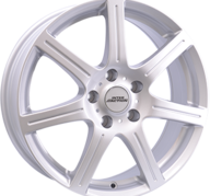 "17"" INTER ACTION SIRIUS - Silver 7x17 - ET42"