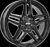 "20"" ATS MIZAR - Glossy Black 8,5x20 - ET40"