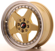 "16"" JAPAN RACING JR6 GOLD"